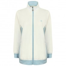 Island Green Ladies Contrast Panel Jacket
