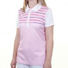 Island Green 2016 Ladies Sublimated Performance Golf Polo Shirt
