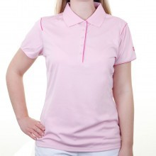 Island Green 2016 Ladies Contrast Performance Golf Polo Shirt