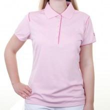 Island Green 2016 Ladies Contrast Performance Golf Polo Shirt