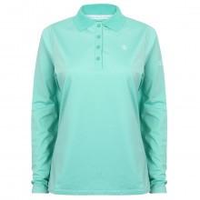 Island Green 2017 Ladies Long Sleeve Polo Shirt