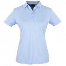 Island Green Womens 2018 Plain Golf Polo Shirt