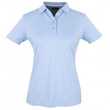Island Green Womens 2018 Plain Golf Polo Shirt
