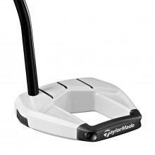 Taylormade Mens Spider S Chalk SB Tungsten Weight Right Hand Golf Putter