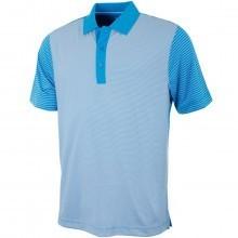 Cutter & Buck 2016 Mens DryTec Compound Mixed Stripe Golf Polo Shirt