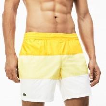 Lacoste Mens 2018 MH4205 Taffeta Swim Shorts
