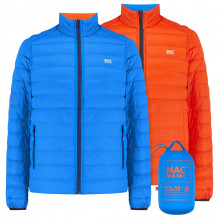 Mac In A Sac Unisex Polar Down Reversible Lightweight Packable Jacket