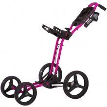 Sun Mountain Micro Cart 3 Push Golf Trolley Compact Design