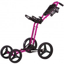 Sun Mountain Micro Cart 3 Push Golf Trolley Compact Design