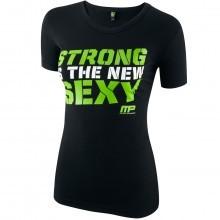 MusclePharm Womens Short Sleeve Printed T Shirt