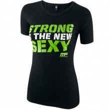MusclePharm Womens Short Sleeve Printed T Shirt