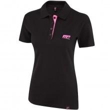 MusclePharm Womens Cotton Pique Polo Shirt