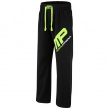 MusclePharm Mens MP Joggers Open Hem Jog Pant Bottoms