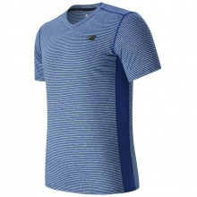 New Balance 2016 Mens Yarn Dye Speed SS T Shirt