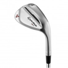 Taylormade Unisex MG2 Tiger Woods Raw Face Milled RH Stiff Golf Grind Wedge