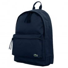 Lacoste NH1595NE Neocroc Backpack Rucksack in Canvas