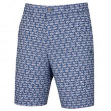 "Original Penguin Mens 2021 ""Lei"" It Be Stretch Logo Summer Golf Shorts"