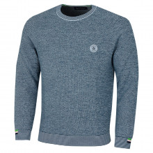 Original Penguin Mens 2021 Pete's Birdseye Crew Neck Raglan Golf Sweater