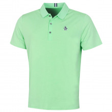 Original Penguin Mens 2021 Three Strokes Recycled Embroidered Golf Polo Shirt