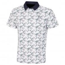 Original Penguin Mens 2021 Shrimp Cocktail Anyone? Stretch Golf Polo Shirt