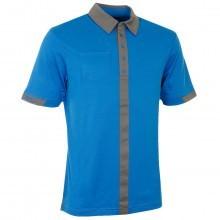 Ogio Mens Pinstripe Short Sleeve Golf Polo Shirt