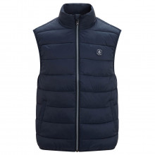 Original Penguin Mens 2021 Lightweight Filled Full Zip Puffer Vest Golf Gilet