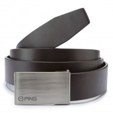 Ping Collection 2016 Mens Hughes Leather Golf Belt