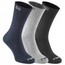 Ping Collection 2017 Mens Mitchell Golf Socks - 3 Pack