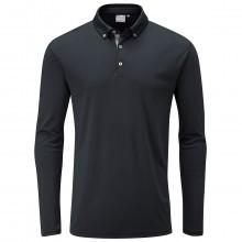 Ping Collection Mens Flynn LS Golf Polo Shirt