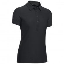 Under Armour Womens Zinger SS Golf Polo Shirt