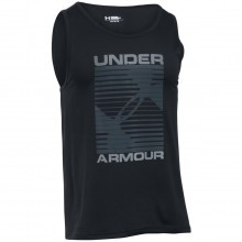 Under Armour 2016 Mens UA Tech Turned Up Tank Top