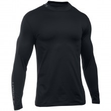 Under Armour 2016 Mens ColdGear Fitted Baselayer Golf Mock
