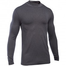 Under Armour Mens ColdGear Fitted Baselayer Golf Mock