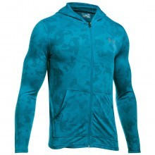 Under Armour Mens Threadborne Fitted FZ Hoody