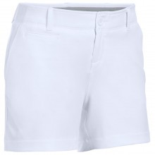 Under Armour Womens Links Shorty 4IN Golf Shorts