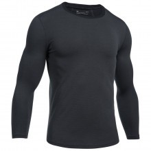 Under Armour Mens UA Threadborne Fitted Knit LS T