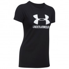 Under Armour 2017 Womens Sportstyle Crew T Shirt