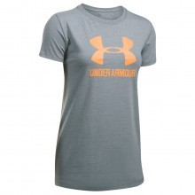 Under Armour Womens Sportstyle Crew T Shirt