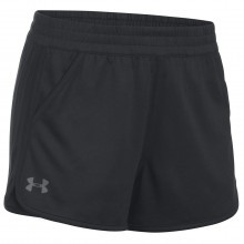 Under Armour 2017 Womens Tech Solid Short 2.0