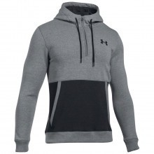 Under Armour Mens Threadborne Half Zip Hoodie