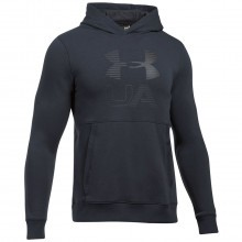Under Armour Mens Threadborne Graphic Pullover Hoodie