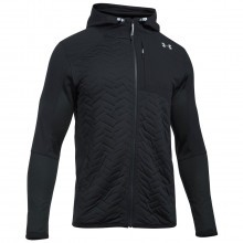 Under Armour Mens Reactor Insulated Full Zip Hooded Jacket