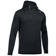 Under Armour Mens Reactor Insulated 1/4 Zip PO Hoodie
