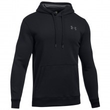 Under Armour Mens 2018 Rival Fitted Pullover Hoodie