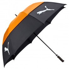 "Puma Golf 2017 Mens Tour Storm 68"" Double Canopy Golf Umbrella"