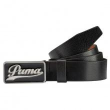 Puma Golf 2016 Mens Script CTL Cut To Length Leather Golf Belt