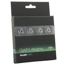 Callaway Golf RAZR Fit OptiFit Weights - 4g 6g 8g 10g - Single or Set