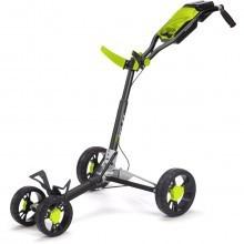 Sun Mountain Reflex Cart Folding Compact Design Push Trolley