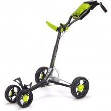 Sun Mountain Reflex Cart Folding Compact Design Push Golf Trolley