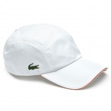 Lacoste Mens 2018 RK3550 Striped Adjustable Cap